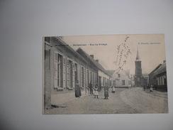 Wickevorst (Wiekevorst)  :   Dorpstraat - Heist-op-den-Berg