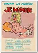 Je M'amuse ( Serie Vacances ) - Humor