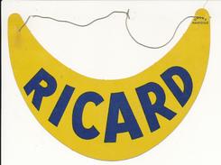 Visière Publicitaire - RICARD - Reclame