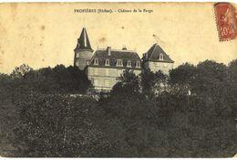 CPA N°12209 - PROPIERE - CHATEAU DE LA FARGE - Frankreich