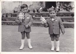 NIÑOS/BOYS/GARÇONS. CIRCA 1920S. 14X10CM APROX - BLEUP - Anonymous Persons
