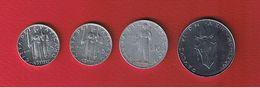 Vatican  -- Lot De 4 Monnaies - Vatican