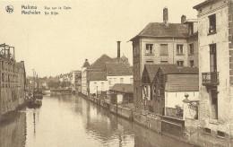 Mechelen Malines Vue Sur La Dyle - De Dijle Thill Série 21, N° 19 Nels - Malines