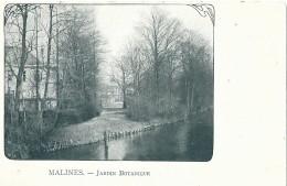 Mechelen Malines  Jardin Botanique - Malines