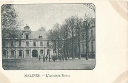 Mechelen Malines L' Athénée Royal - Malines