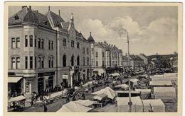 SLOVACCHIA - LEVICE - Republikànsché  Nàmestie - Vedi Retro - Formato Piccolo - Slovacchia