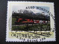 Pers.BM 8011690- Sonderstempel Windischgarsten BSV Ovilava 100 Jahre Pyhrnbahn - Österreich