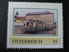 Pers.BM 8015278** Grazer Verkehrsbetriebe - Österreich
