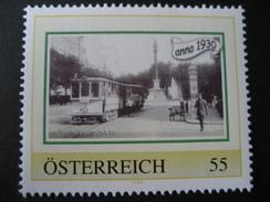 Österreich- Pers.BM 8015276** Grazer Verkehrsbetriebe - Private Stamps