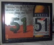 MIROIR PASTIS 51 - Miroirs