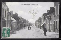 CPA 36 - Châteauroux, Route De Cluis - Chateauroux