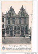 22376 ( 2 Scans ) Ieper - Ypres La Halle Aux Viandes Et Musee - Ieper