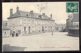 CPA 36 - Châteauroux, La Gendarmerie - Chateauroux
