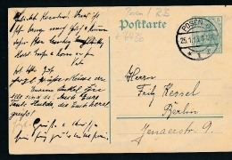Heimat Beleg Posen-Umgebung.....  (t6436 ) Siehe Scan ! - Lettres & Documents