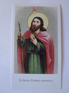 D864 - Santino Ed.Paco N.119 San Giuda Taddeo Apostolo - Santini