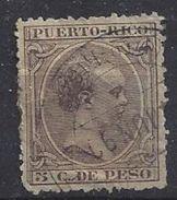 Puerto Rico 1890  5c (o) - Puerto Rico