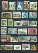 RB - 26 X Guernsey - Zeer Mooi Lot - Afgestempeld - Nr. 1093 - Timbres