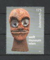 """Österreich 2017:  """"Weltmuseum"""" Postfrisch (siehe Foto) - 2011-... Nuevos & Fijasellos"""