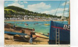 Postcard - Shaldon From Teignmouth,Devon - Card No.2dc305 - 19th Sep 1977 Very Good - Postcards