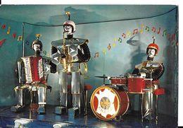CPSM/gf SPECTACLE.  Robots-Music à Télécommande Intégrale. ..A127 - Musica E Musicisti