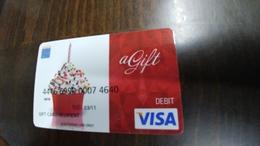 U.s.a-credit Card-(set199)-(4640-796)-mint In Folder+1card Prepiad Free - Geldkarten (Ablauf Min. 10 Jahre)