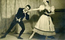 Artistes: Danse: Ballet - Baile