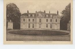 VARENNES - Château Saint Senock - France