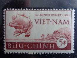 VIETNAM 1952 Y&T N° 19 ** - ANNIVERSAIRE DE L'ALUMINIUM - Vietnam