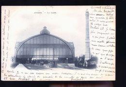 ANVERS LA GARE 1900 - Andere