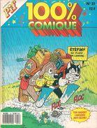 Pif 100 % Comique N° 51 - Editions S.A.V.M.S Publications - Avec Aussi Horace, Placid & Muzo, Dicentim - Septembre 1987 - Pif & Hercule