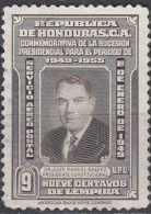 HAITI 1949 Air. Inauguration Of President Juan Manuel Galvez - 9c  Galvez MNG - Haiti