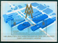 DDR 1989 / MiNr.  Block 99   ** / MNH   (s286) - Blokken