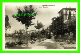 MONTREUX, SUISSE - HÔTEL EXCELSIOR -  ÉDITION ART PERROCHET-MATILE - - VD Vaud