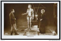 Cartel Affiche Poster METROPOLIS Movie Poster (1927) Size: Postcard. 3.5x5.5 REPRODUCTION - Afiches