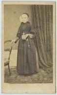 CDV 1860-70 Tournier à Bourges . Religieuse . Nun . - Photos