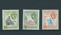 Basutoland Sg55 Sg 55 Set Mnh - 1933-1964 Kronenkolonie