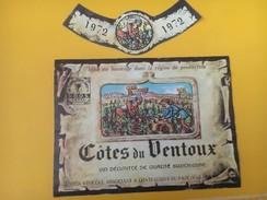 5578 - Côtes Du Ventoux 1972 - Côtes Du Ventoux