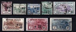 FRANCE - YT N° 162 à 169 -  Cote: 255,00 € - France