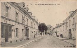 MONTRICHARD - Route De Tours - Montrichard
