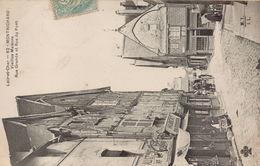 MONTRICHARD - Vieilles Maisons Rue Grande Et Rue Du Pont - Montrichard