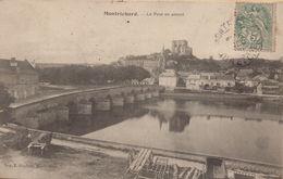 MONTRICHARD - Le Pont En Amont - Montrichard