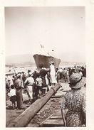 """""""L'ARAMIS""""  LANCEMENT DU BATEAU A LA SEYNE VAR  LE 30 JUIN 1931 - Boats"""