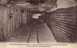 MONTRICHARD - Caves Des Grands Vins J-M MONMOUSSEAU - Montrichard