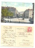 GENEVA  RUE DU MONT BLANC HOTEL SUISSE - GE Geneva