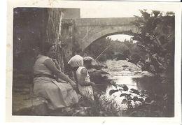 SOLLIES-TOUCAS   PECHEURS  AU GAPEAU   LE14 AOUT 1931 - Lieux