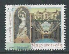 Hongarije, Mi 5533 Jaar 2011, Gestempeld, Zie Scan - Oblitérés