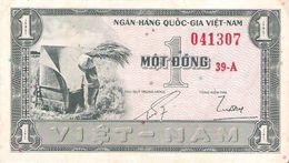 South Vietnam - Pick 11 - 1 Dong 1955 - XF+ - Viêt-Nam