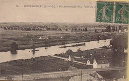 MONTRICHARD - Vue Panoramique De La Vallée - Montrichard