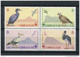 Gibraltar 1991. Yvert 629-32 ** MNH. - Gibilterra