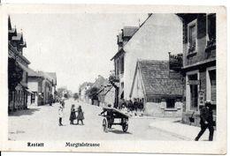 ALLEMAGNE - RASTATT - Murgtalstrasse - Rastatt